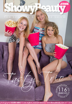 Showy Beauty Set TASTY TRIO